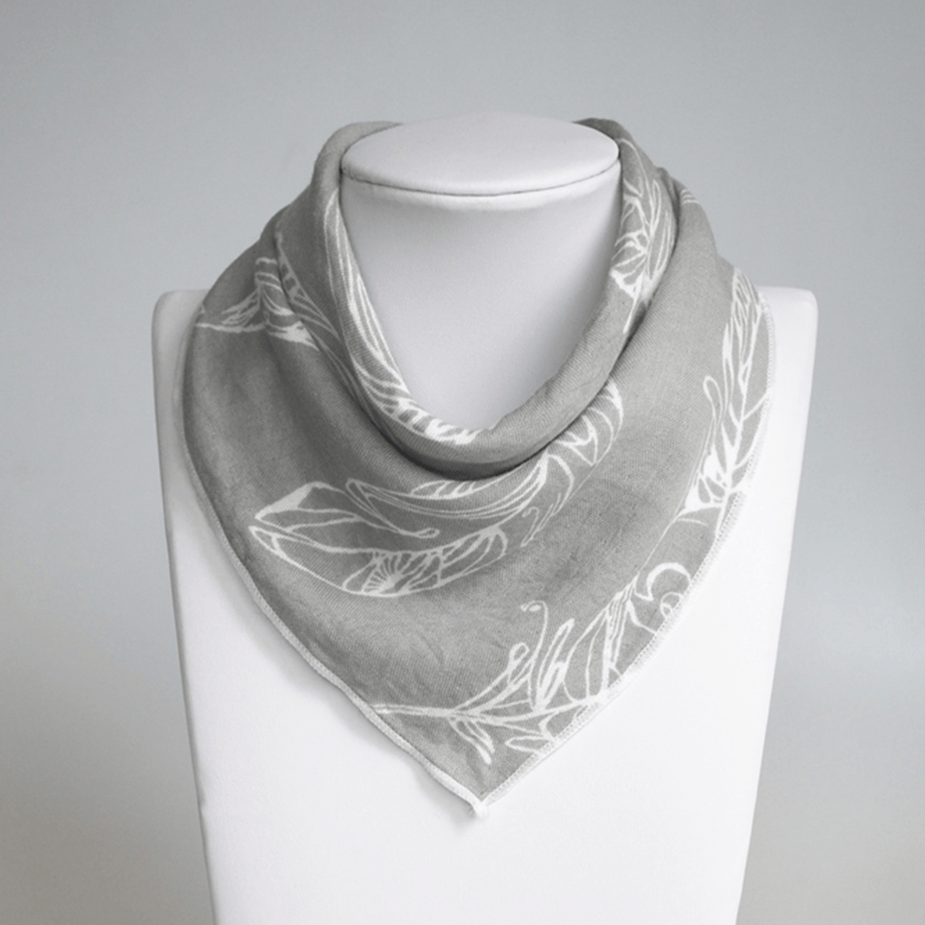Bib Bandanas Feathers - The Project Nursery Shop - 3