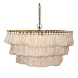 Fela Tassel Chandelier  - The Project Nursery Shop - 1