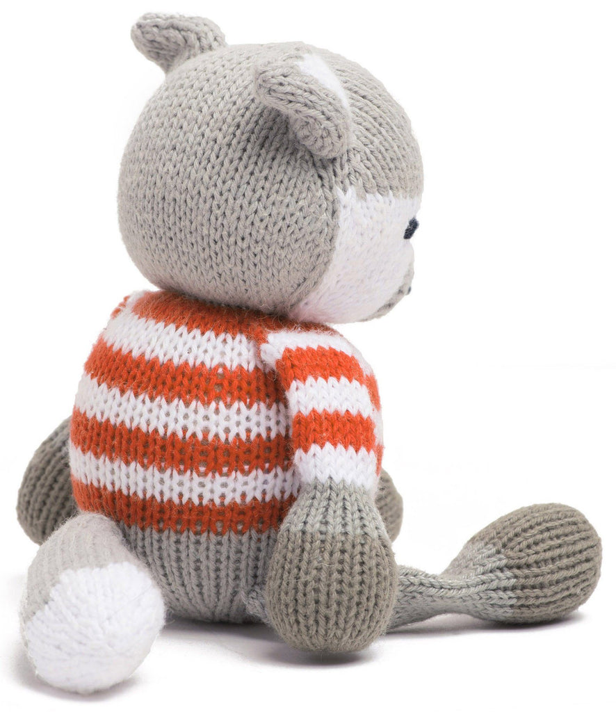 Rattle Buddy - Finley the Fox  - The Project Nursery Shop - 2