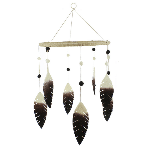 Feather Mobile - Project Nursery