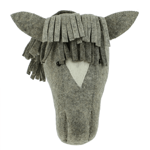 Elephant Head with Tusks