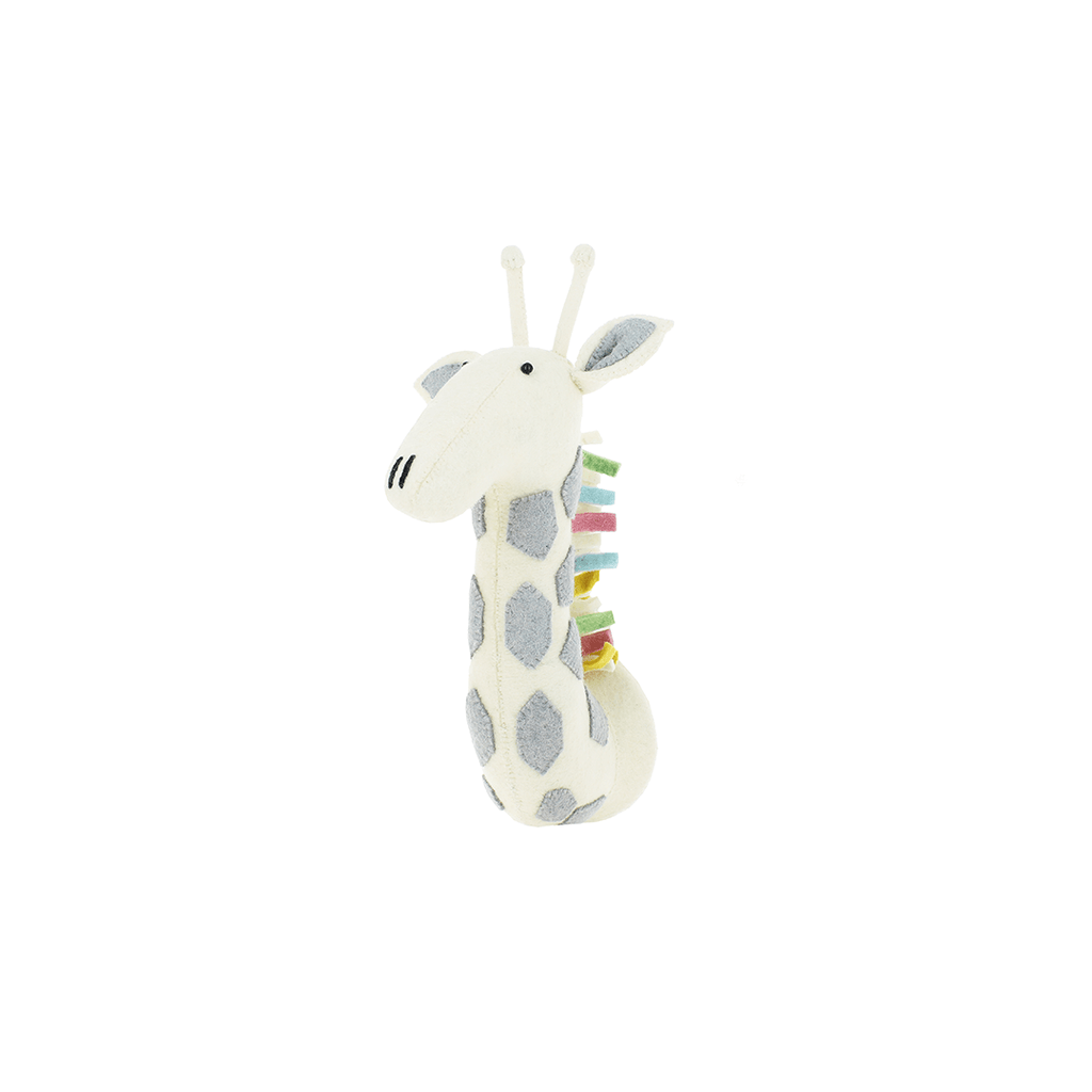 Pastel Safari Rock Giraffe Semi