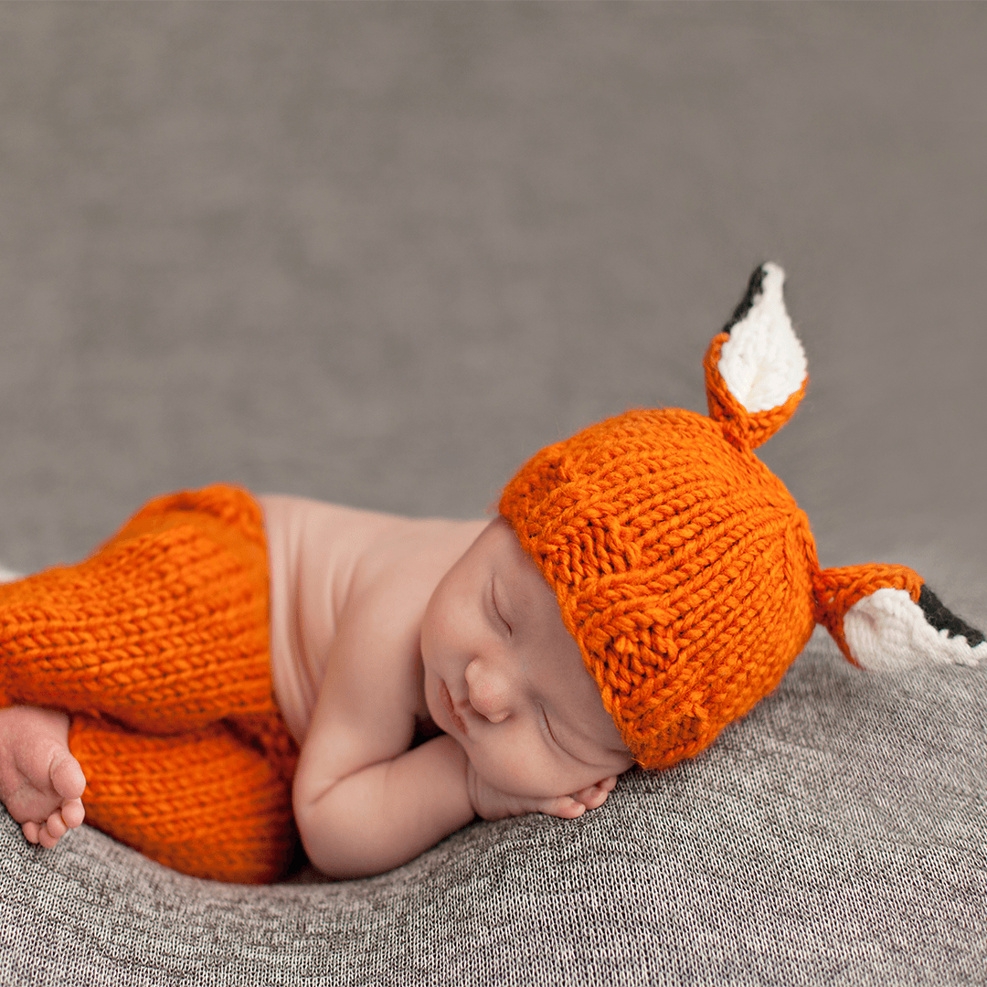 Rusty Fox Newborn Set - Project Nursery