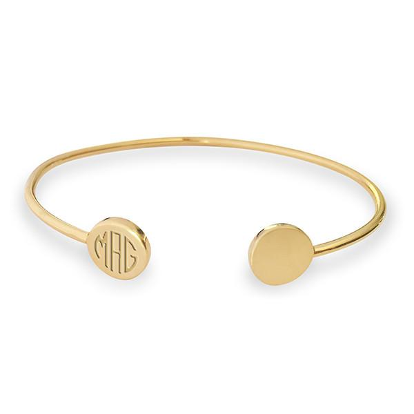 Signet Bangle  - The Project Nursery Shop - 4