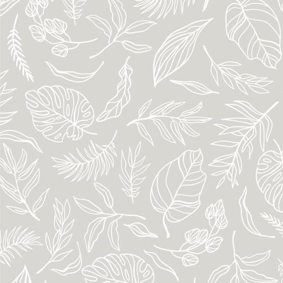 Evergreen Wallpaper - Project Nursery