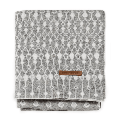 Snowflakes Organic Swaddle