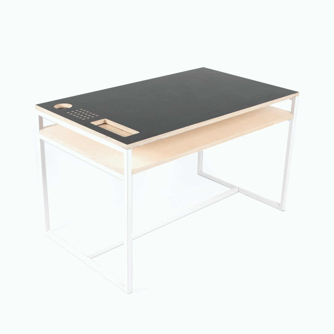 Nouga Activity Table - Black - Project Nursery