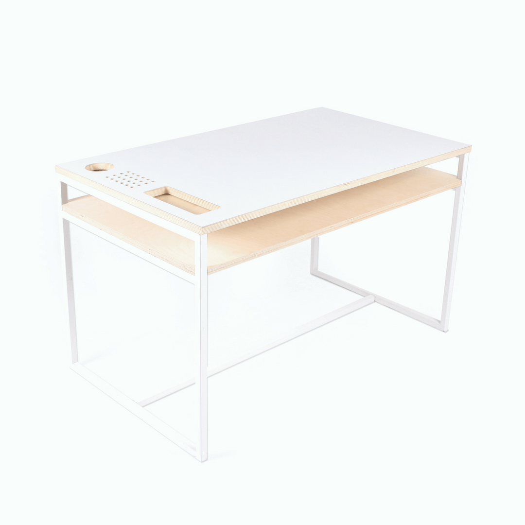 Nouga Activity Table - White - Project Nursery