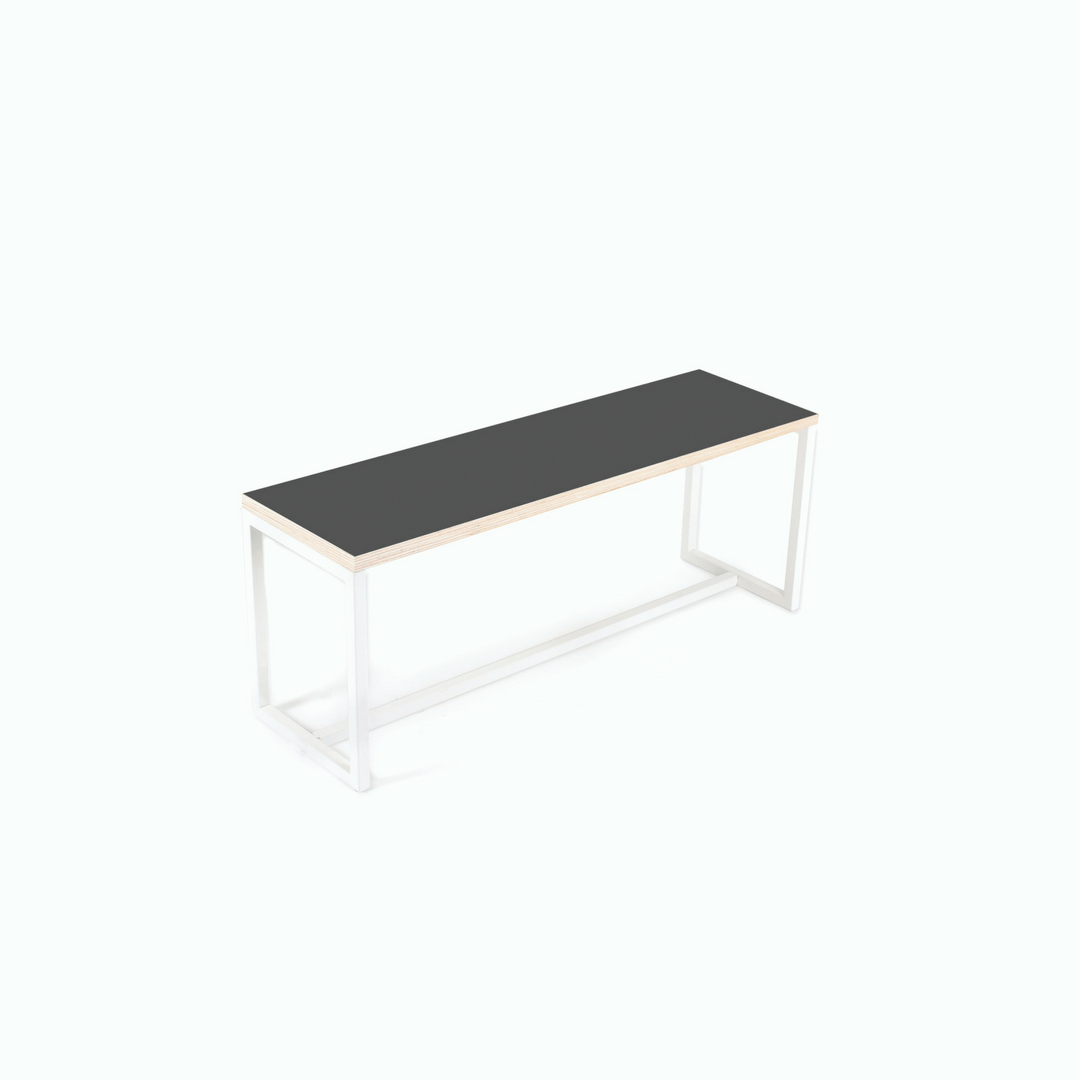 Nouga Bench - Black - Project Nursery