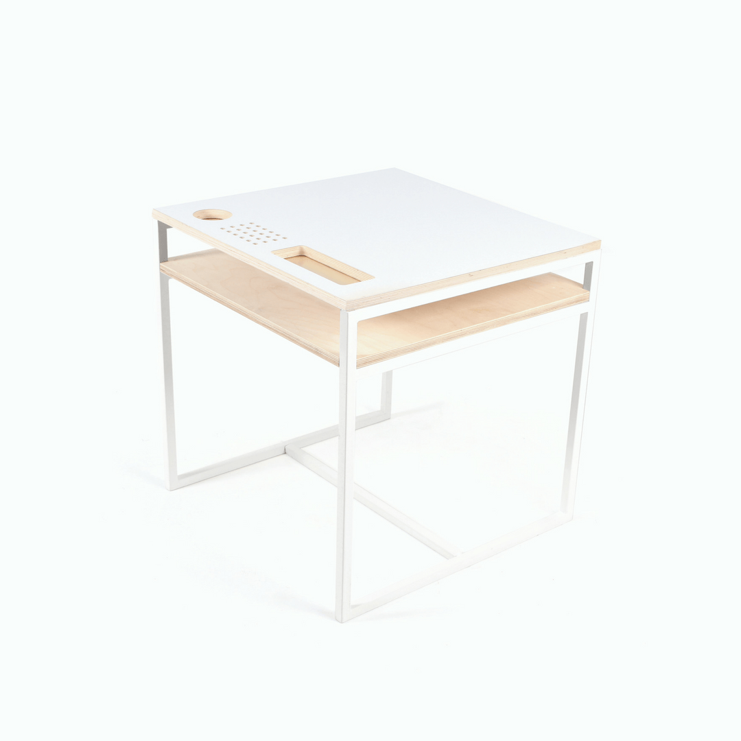 Nouga Desk - White - Project Nursery