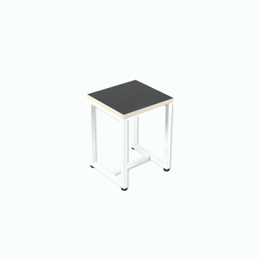 Nouga Stool in Black - Project Nursery