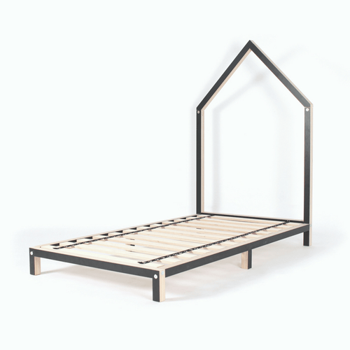 Tutti Transitional Bed - Black - Project Nursery