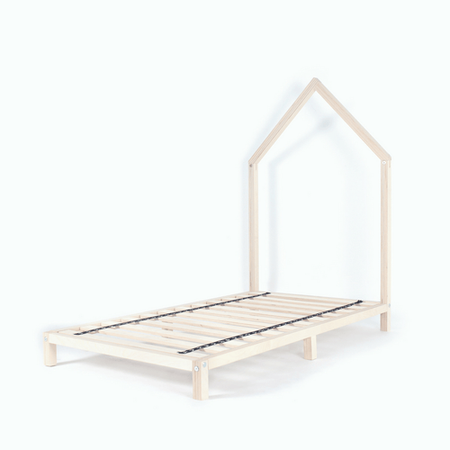 Tutti Transitional Bed - Natural Birch - Project Nursery