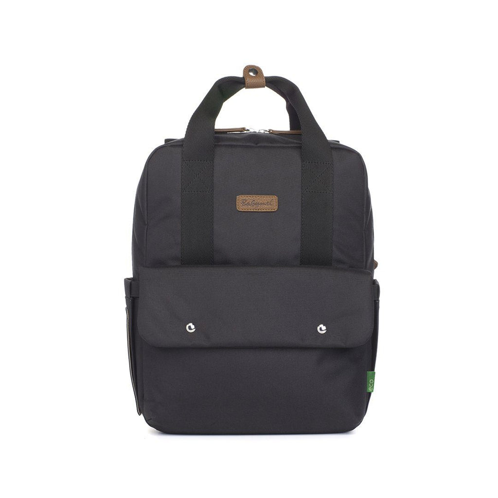 Georgie Eco Backpack - Black - Project Nursery