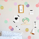 Confetti Dots Wall Decal Girly - The Project Nursery Shop - 4