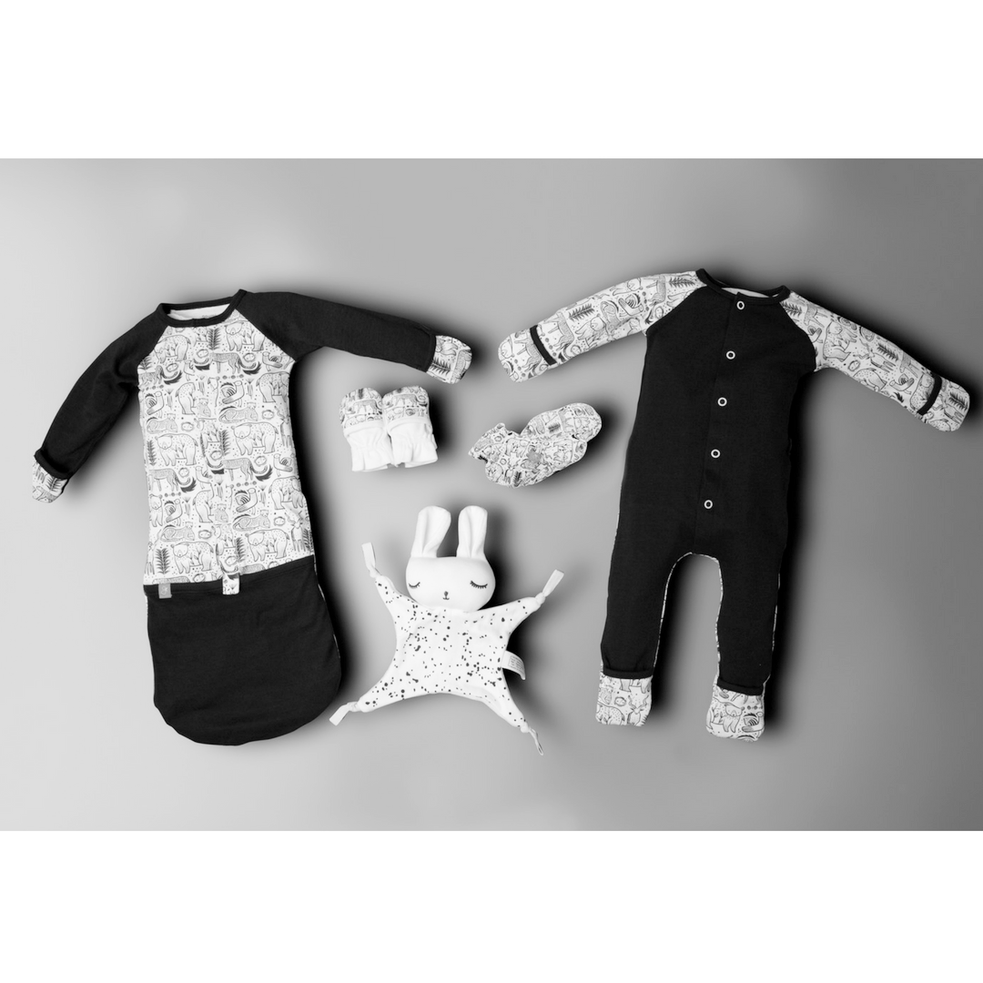 Goumi Kids + Wee Gallery Collaboration - Newborn Smartbox Bundle in Kinship - Project Nursery