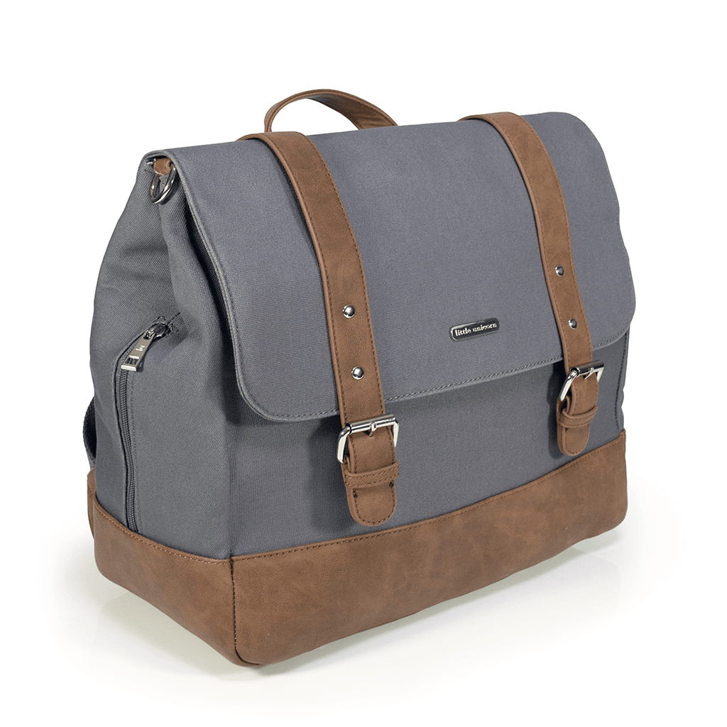 Marindale Backpack Grey - The Project Nursery Shop - 3