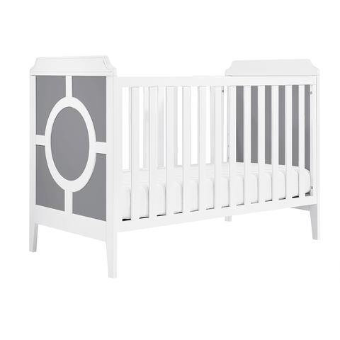 Nifty Timber 3 in 1 Convertible Crib