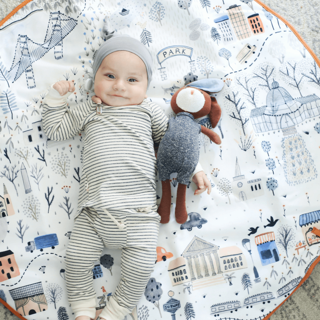 Uptown Play Mat - Project Nursery