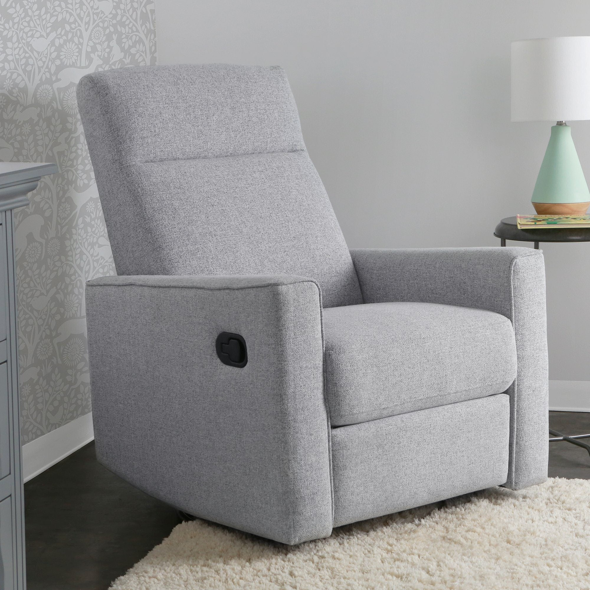 Grove Swivel Glider Recliner - Project Nursery