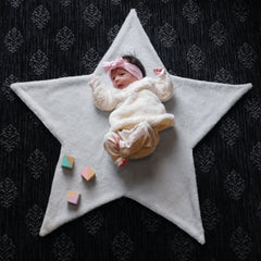 Plush Star Shaped Blanket - Project Nursery