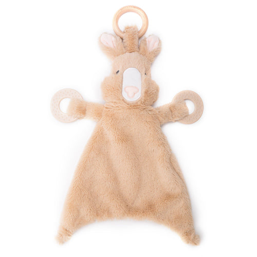 Happy Sidekick Teething Lovey - Ruthie the Roo - Project Nursery