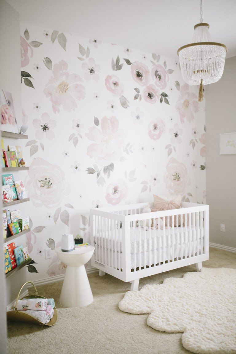 jolie wallpaper mural \u2013 project nurseryjolie wallpaper mural project nursery