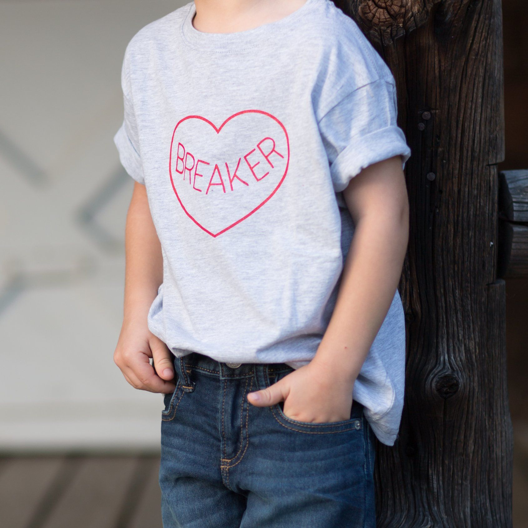 Heartbreaker Tee - Project Nursery