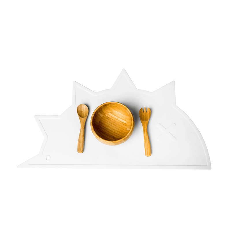 Hedgehog Dino Placemat - Project Nursery