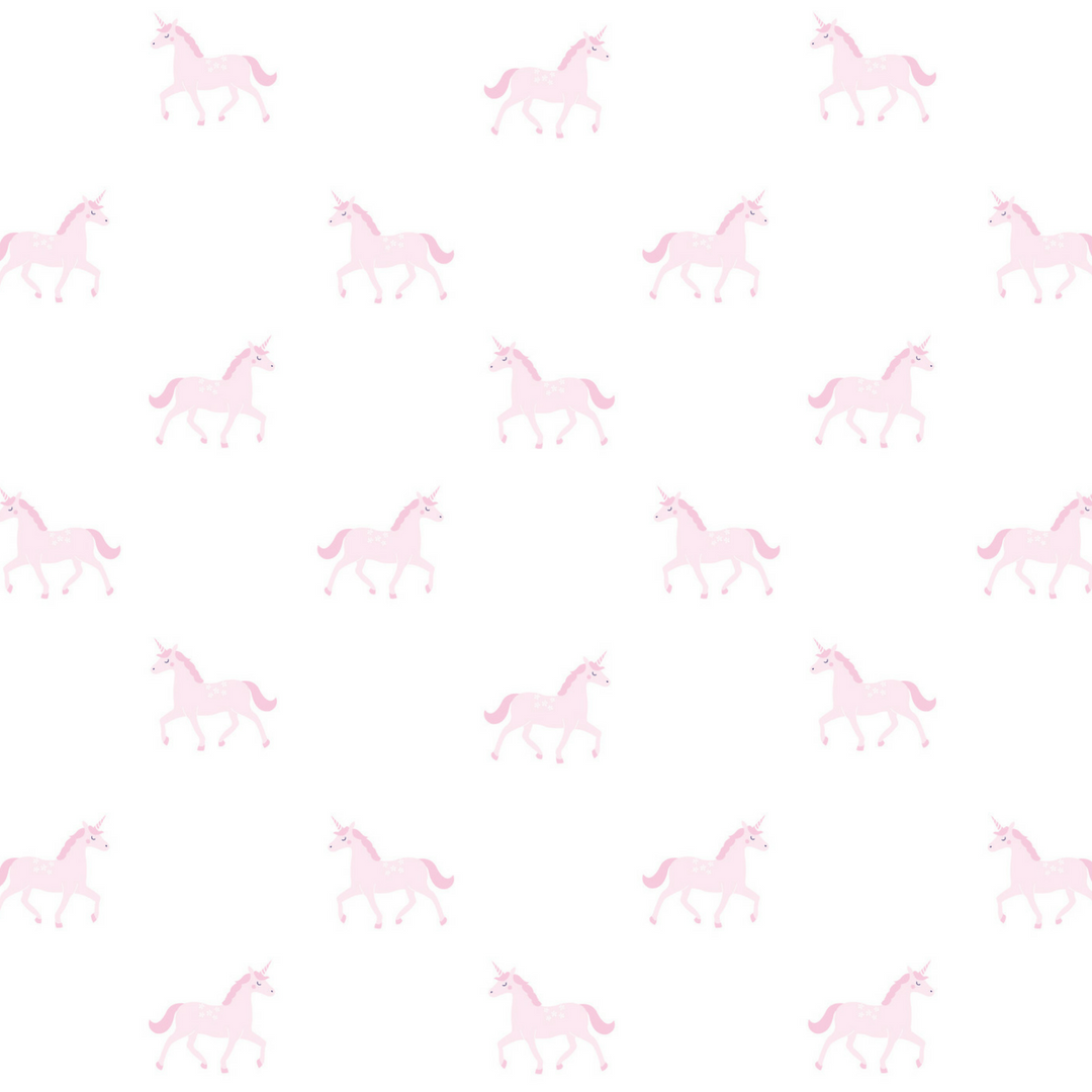 Unicorn Organic Cotton Jersey Crib Sheet - Project Nursery
