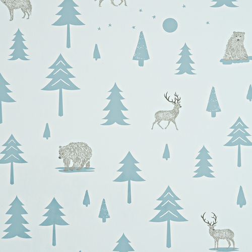 Into the Wild Wallpaper - Project Nursery