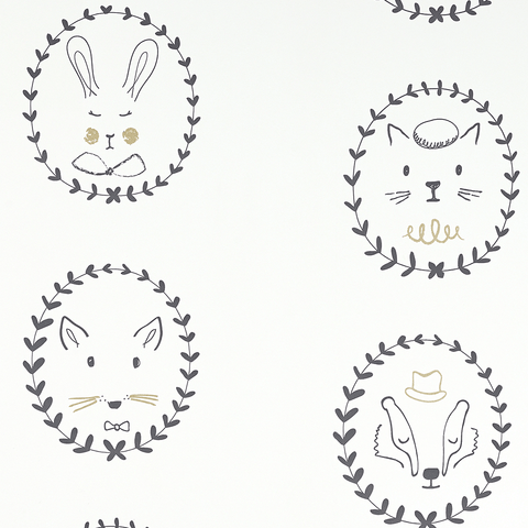 Bunny Decal Set