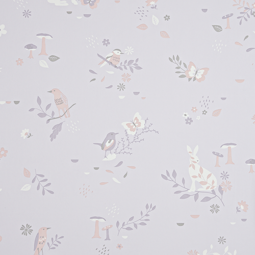 Secret Garden Wallpaper - Project Nursery