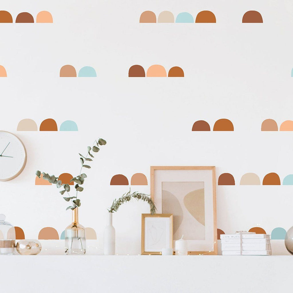 Scandinavian Hills Decal Set - Project Nursery