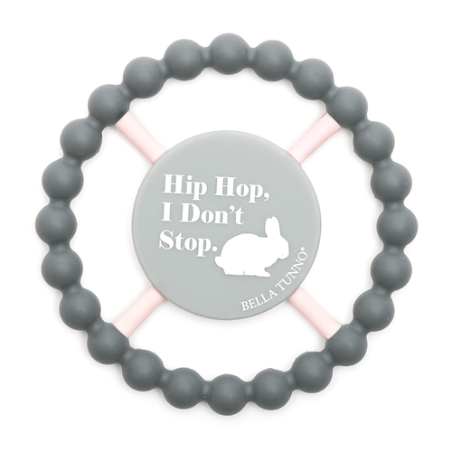 Hip Hop Happy Teether - Project Nursery