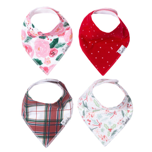 Holly Bandana Bib Set - Project Nursery