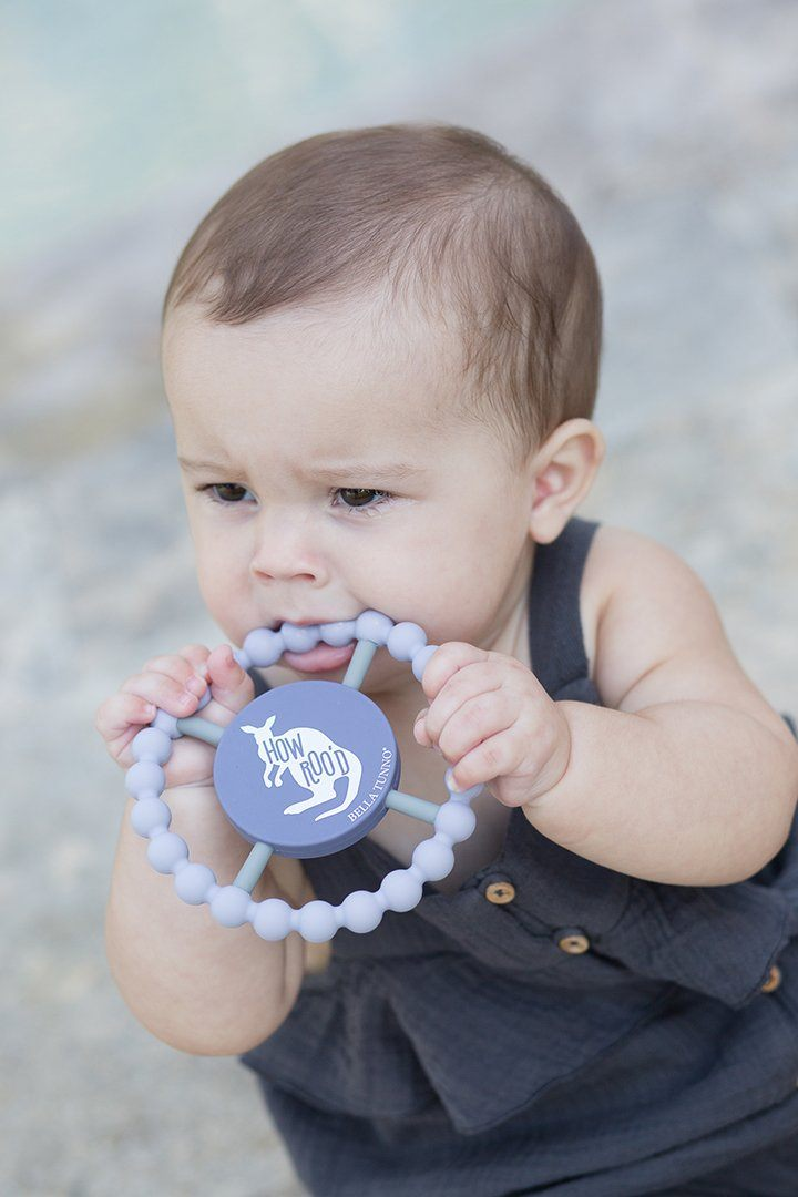 How Rood Happy Teether - Project Nursery