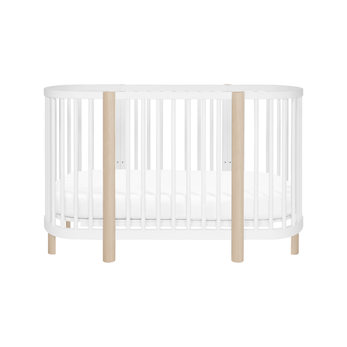 Hula Convertible Oval Crib - Project Nursery