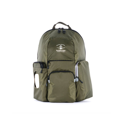 Free Spirit SP Diaper Backpack - Olive - Project Nursery