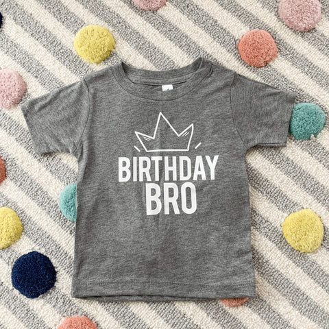 Birthday Babe Toddler Tee
