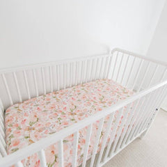 Penelope Crib Sheet - Project Nursery