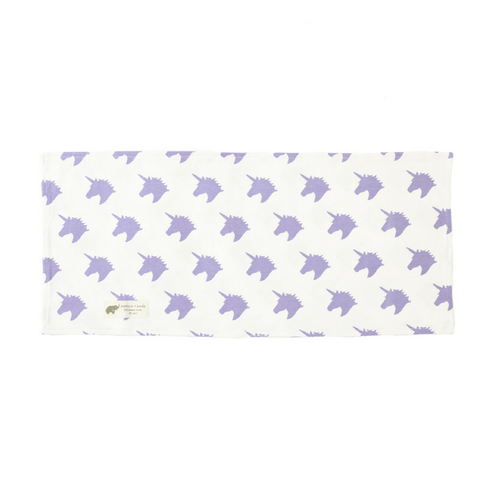 Cotton Burp Cloth - Unicorn - Project Nursery