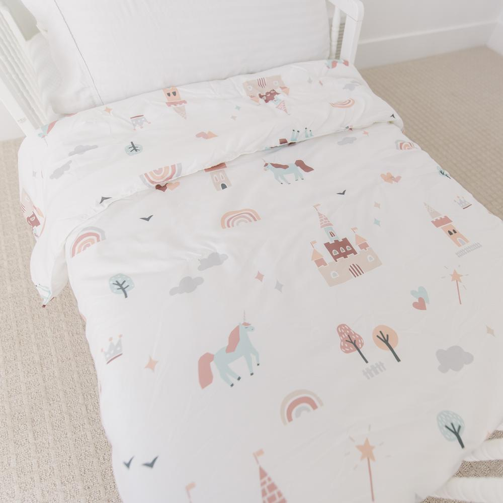 Ella Toddler Comforter - Project Nursery