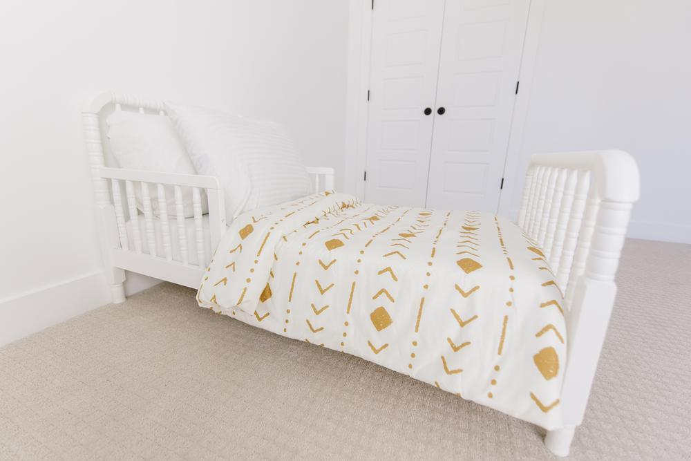 Kent Toddler Comforter - Project Nursery