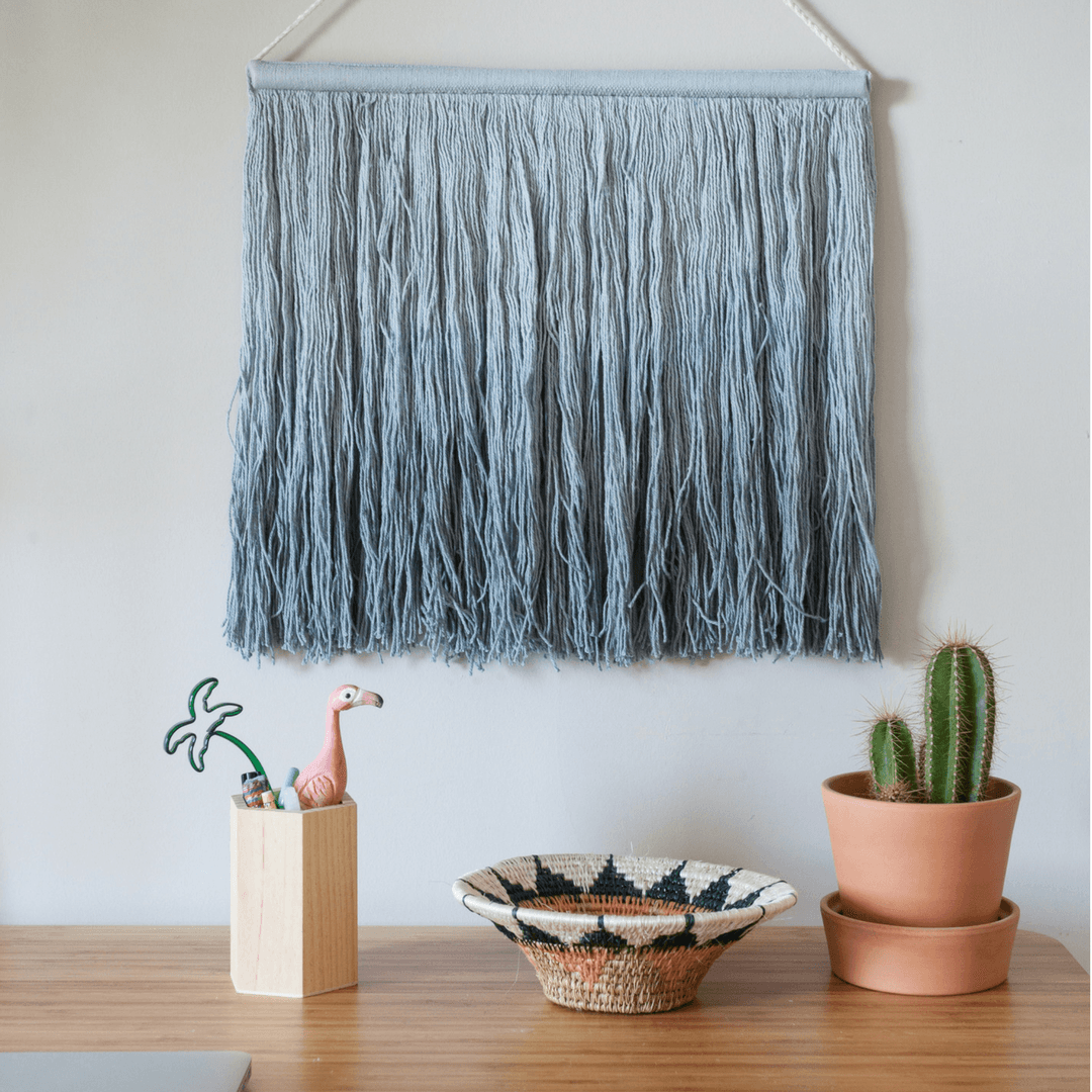 Tie-Dye Wall Hanging - Project Nursery