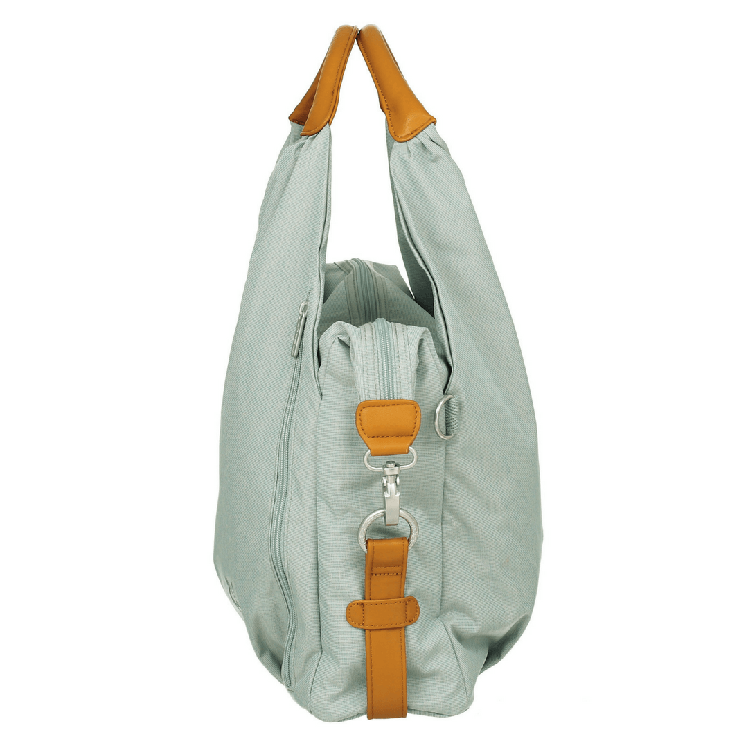 Green Label Neckline Bag - Project Nursery