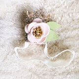 Mini Sparkle Crown - Blush & Gold  - The Project Nursery Shop - 2