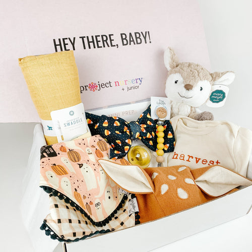 Halloween Baby Gift Box by Project Nursery - Project Nursery