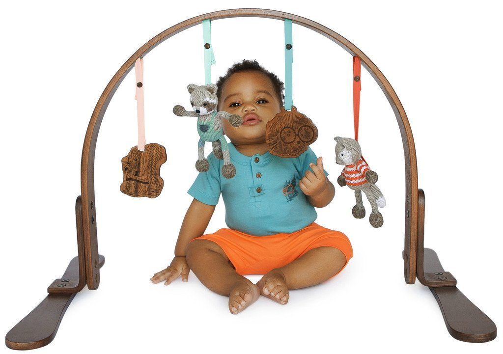 Woodland Play Gym  - The Project Nursery Shop - 3