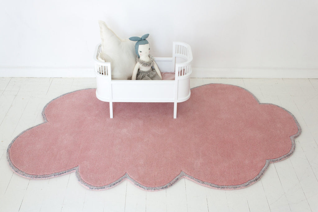 Silver Lining Cloud Rug  - The Project Nursery Shop - 5